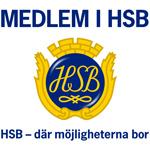 BRF Slottet Logo